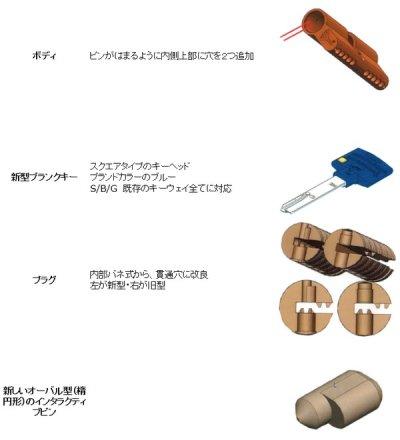 画像2: マルティロックJ【MIWA 13LA LAMA】 MIWA,美和ロック LAMA