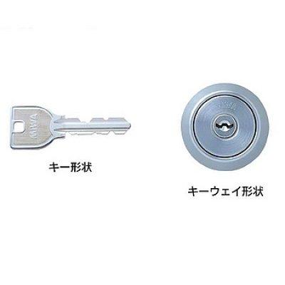 画像1: MIWA,美和ロック U9NDA面付本締錠