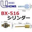 画像1: ユーシンショウワ(U-shin Showa) BX-516シリンダー (1)