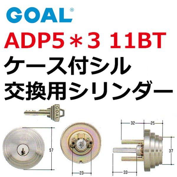画像1: GOAL,ゴール ADP5*3 11BTケース付シル (1)