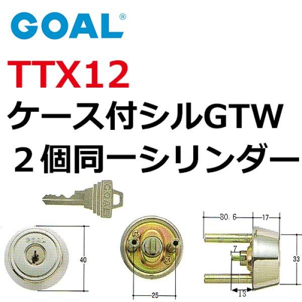 画像1: GOAL,ゴール TTX12ケース付シルGTW同一 (1)