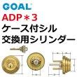 画像1: GOAL,ゴール ADP*3 74 ケース付シル (1)