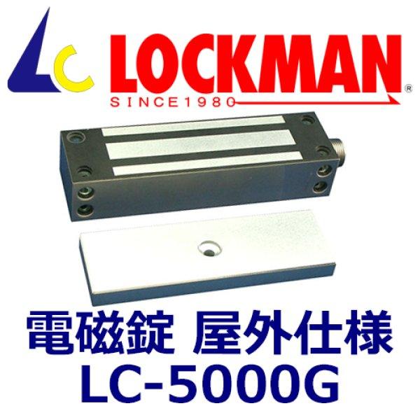 画像1: ロックマン LOCKMAN  LC-5000G(屋外仕様)電磁錠 (1)