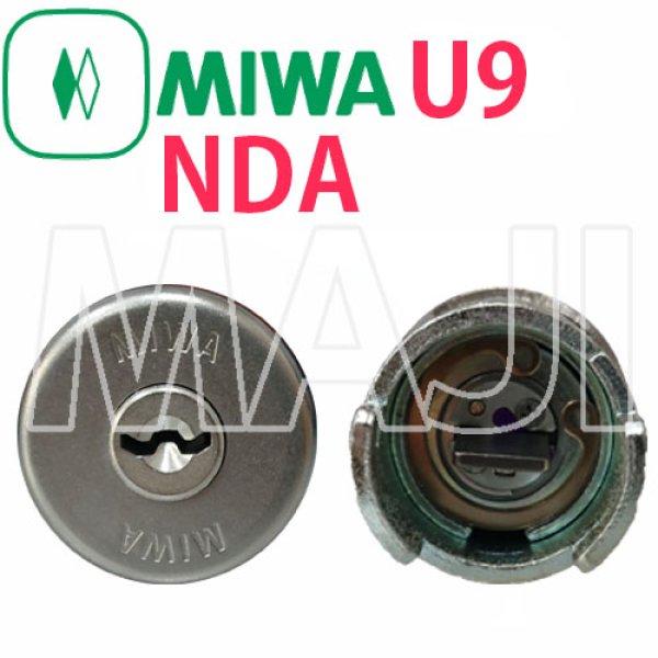 画像1: MIWA,美和ロック U9 NDA シリンダー (1)