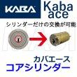 画像1: Kaba ace,カバエース コアシリンダー (1)