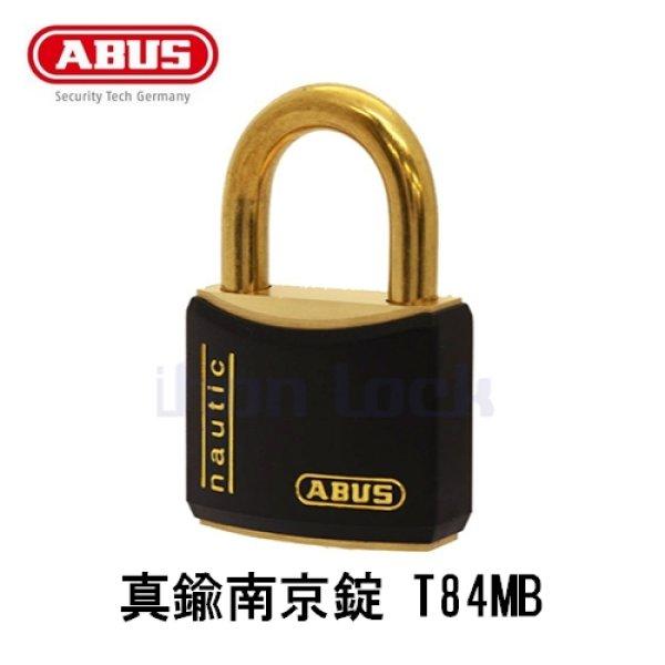 画像1: ABUS,アバス 南京錠 T84MB (1)