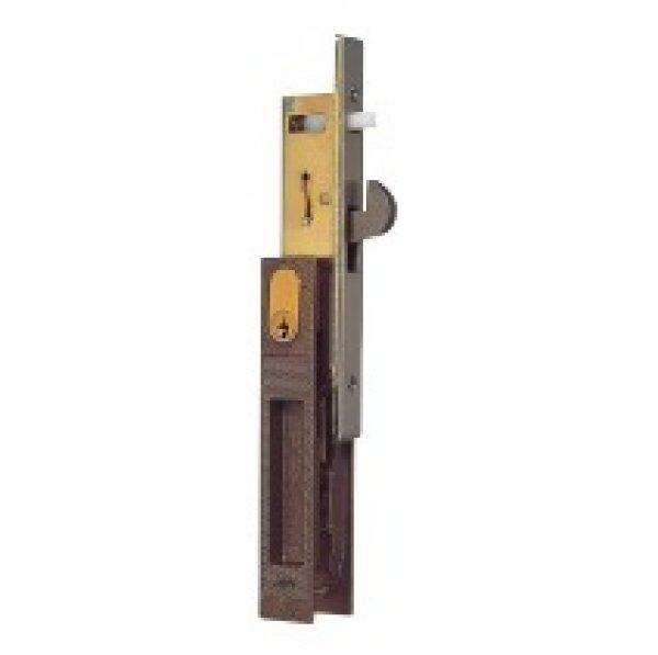 画像1: KH-21 不二サッシ他用 引き違い錠 (1)