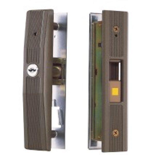 画像1: KH-132 三協,立山アルミ 麗峰 引き違い錠 (1)