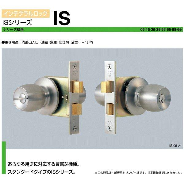 画像1: ユーシンショウワ, U-shin Showa インテグラルロック ISシリーズ (1)