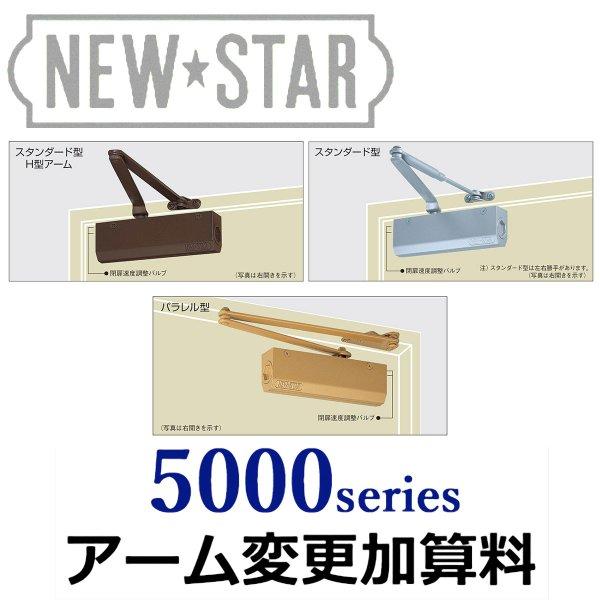 画像1: 【アーム変更加算料】NEW STAR(ニュースター) 5000シリーズ (1)