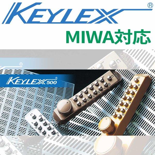 画像1: KEYLEX,キーレックス500 MIWABH・DA/LA対応商品 (1)