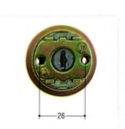 画像1: MIWA,美和ロック PR LSP(TE24)シリンダー(蓄光Jシリンダー)