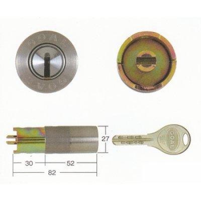 画像2: GOAL,ゴール V-18 MIWA,美和ロック HPD交換用シリンダー
