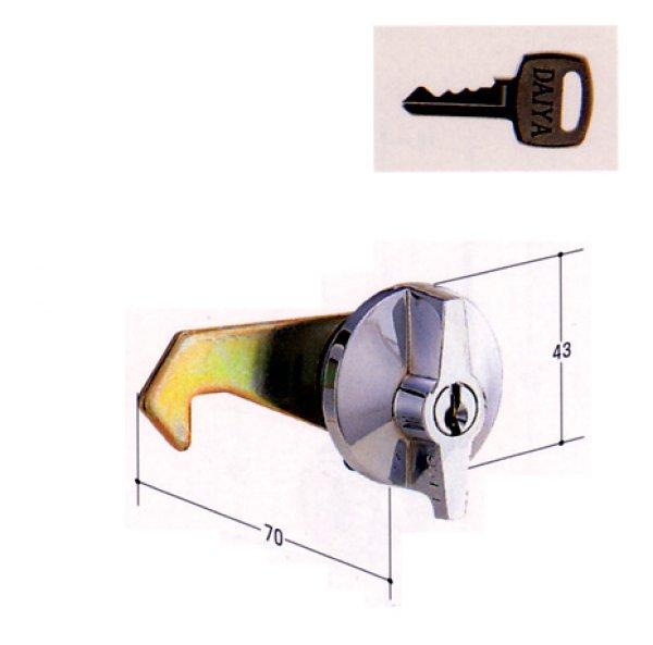 画像1: KR-54 HLD用の鍵交換  (1)