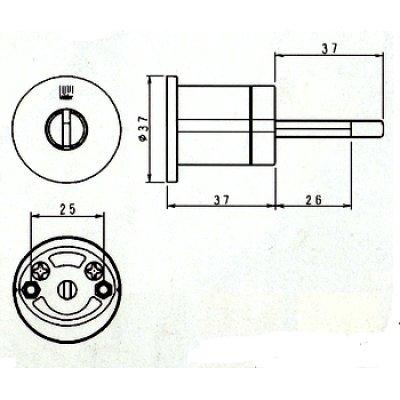 画像1: WEST,ウエスト リプレイス GS600+G6000 2個同一